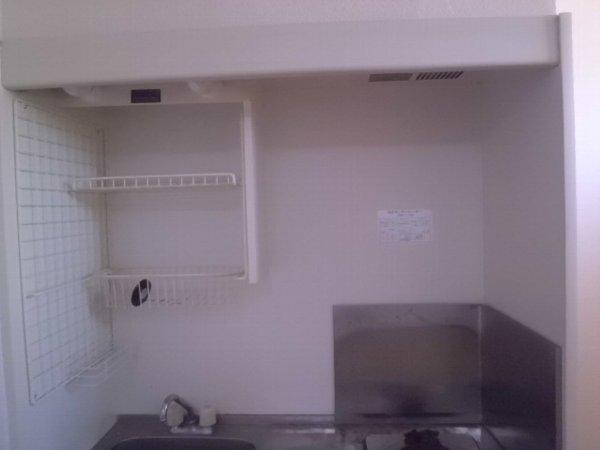 コリーヌ 102号室のキッチン