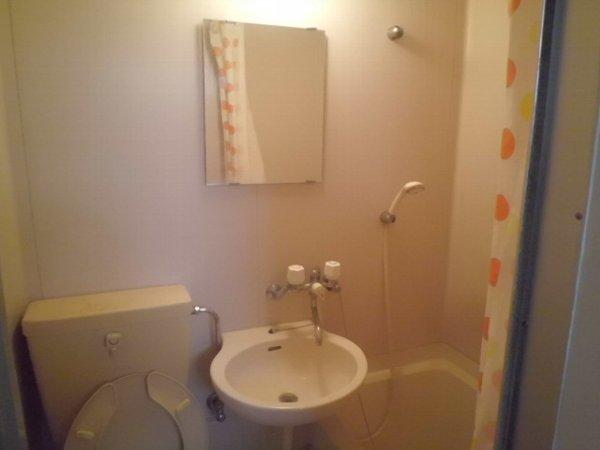 コリーヌ 102号室の洗面所