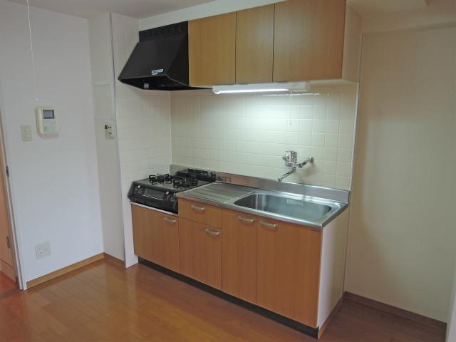 イエルド・ロシーオ井土ヶ谷 0401号室のキッチン