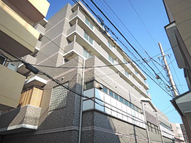 イエルド・ロシーオ井土ヶ谷 0401号室の外観