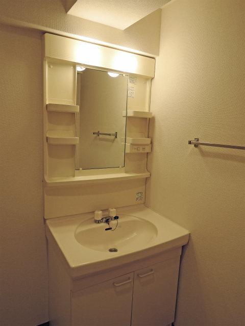 イエルド・ロシーオ井土ヶ谷 0401号室の洗面所