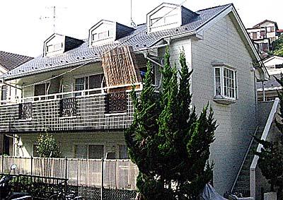 スターホームズ井土ヶ谷Ⅱ 103号室のエントランス