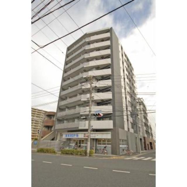 パークアクシス横浜井土ヶ谷外観写真