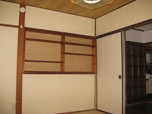 奥山アパート A 102号室のリビング