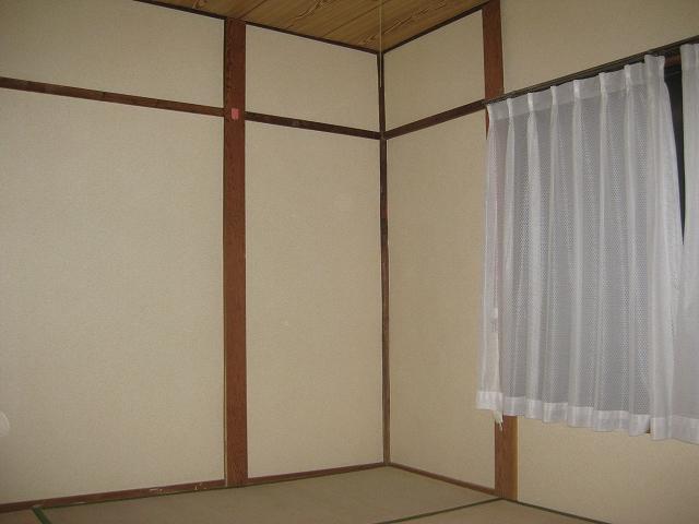 奥山アパート A 102号室のベッドルーム