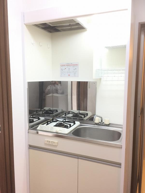 メルベージュ日吉 103号室のキッチン