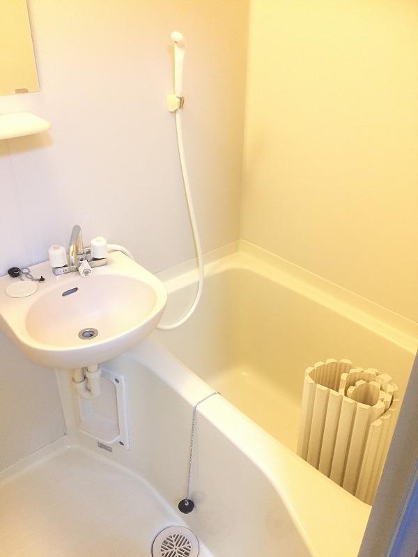 メルベージュ日吉 103号室の風呂