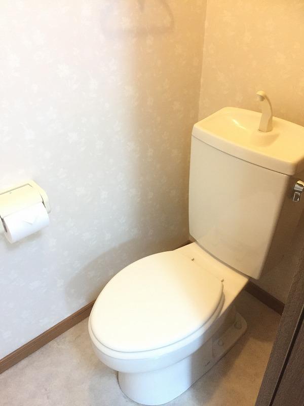 メルベージュ日吉 103号室のトイレ