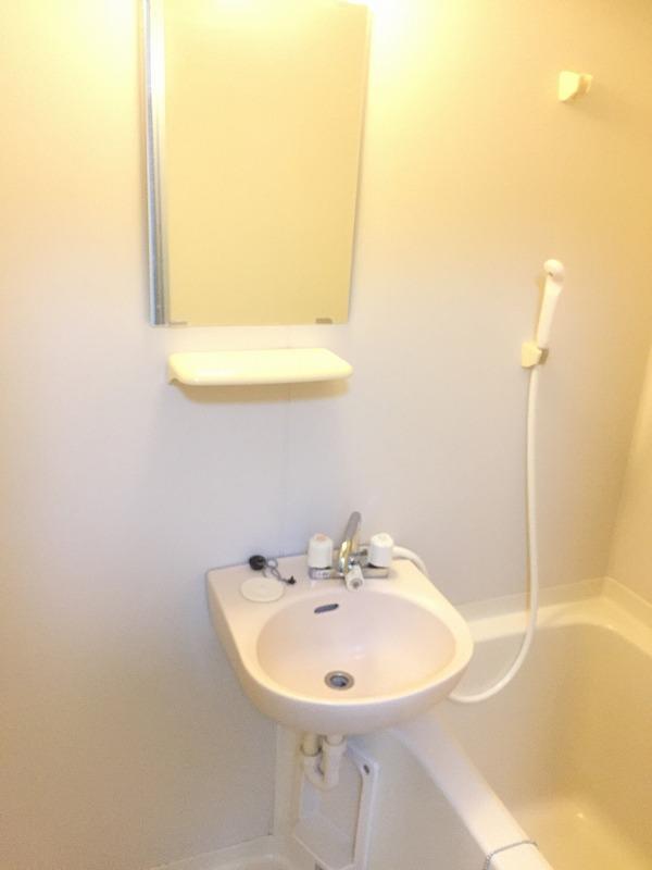 メルベージュ日吉 103号室の洗面所