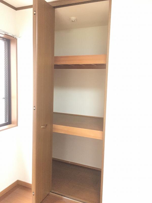 メルベージュ日吉 103号室の収納