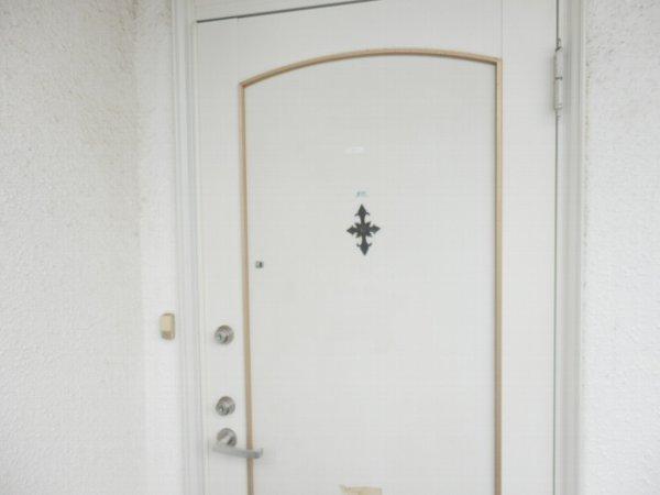 ソレムイズミ 202号室のセキュリティ