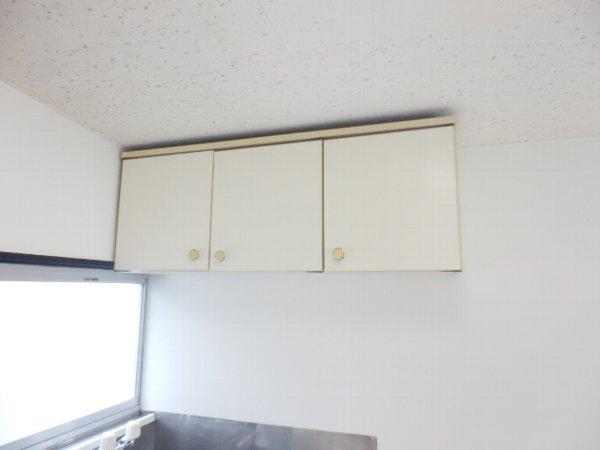 ソレムイズミ 202号室のキッチン