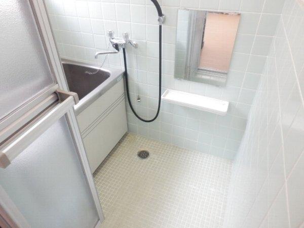 ソレムイズミ 202号室の風呂