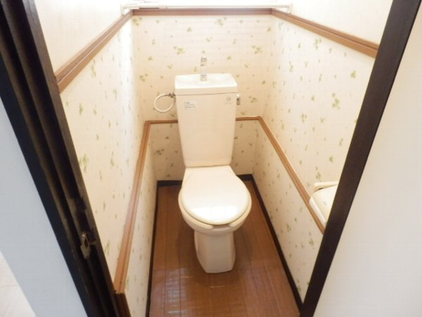 ソレムイズミ 202号室のトイレ