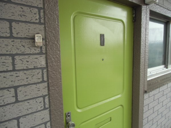 田口荘 302号室のセキュリティ