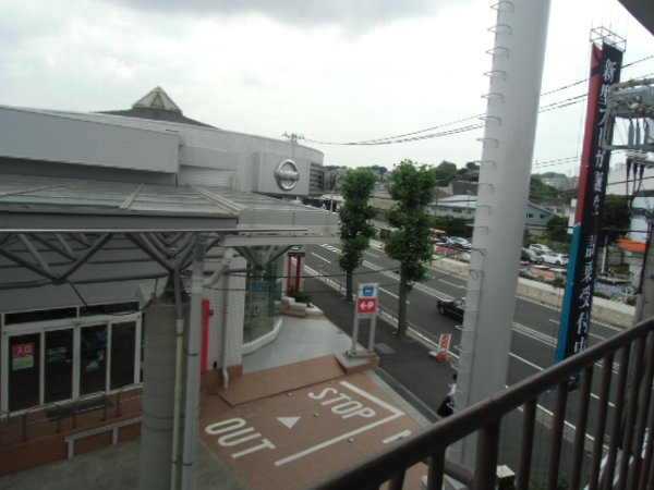 田口荘 302号室の景色