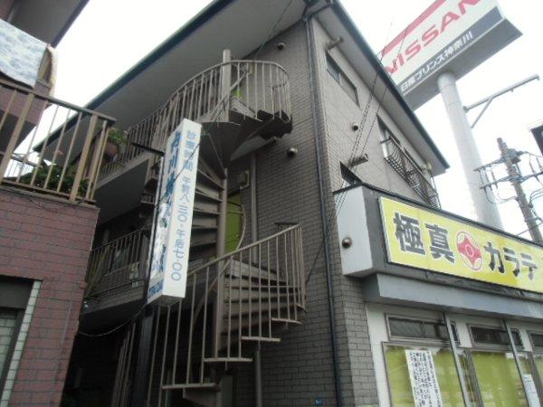 田口荘 302号室の外観