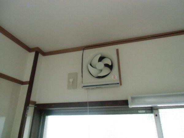 田口荘 302号室の設備