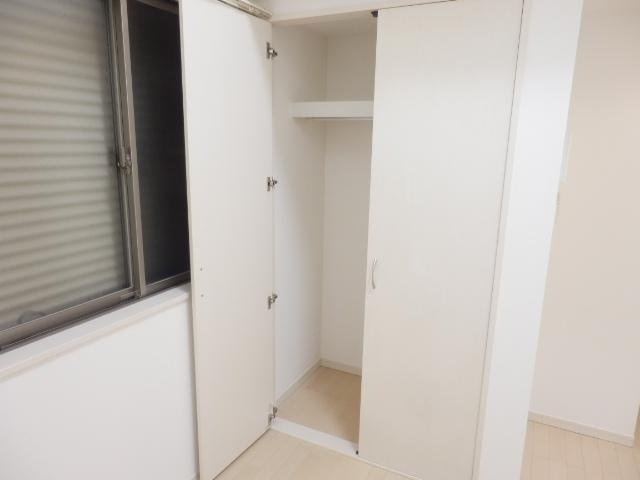 N.Y.アベニュー横浜 103号室の収納