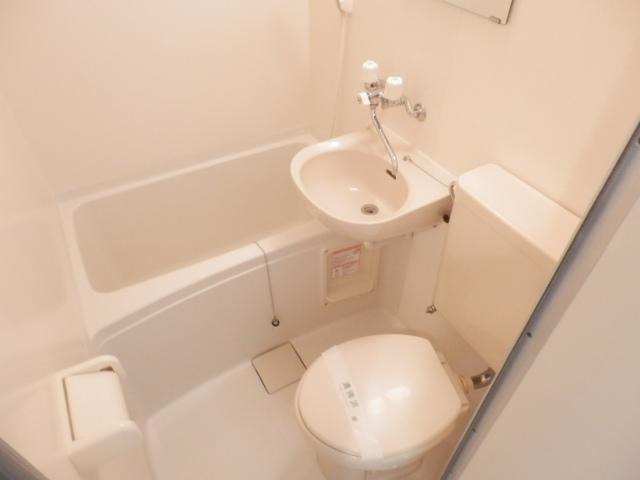 N.Y.アベニュー横浜 103号室の風呂