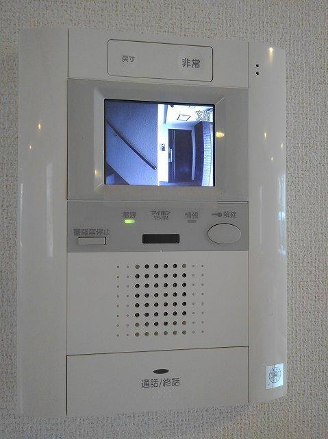 フェリーチェ ウーノ 01010号室のセキュリティ