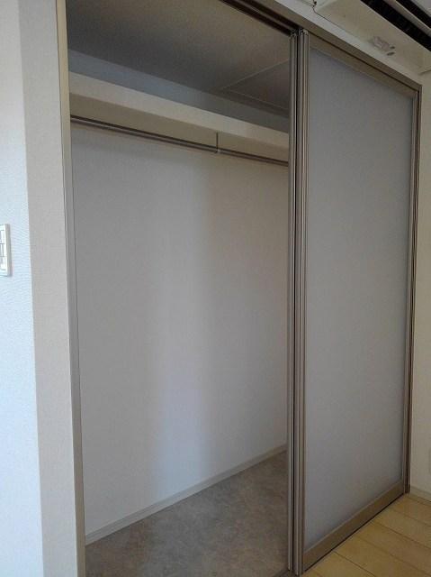 フェリーチェ ウーノ 01010号室の収納
