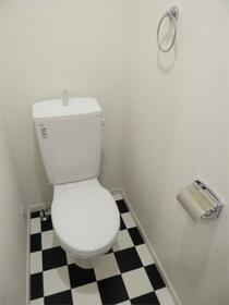 (ハーミットクラブハウスシリーズ)ブリティッシュクラブ宮川町 202号室のトイレ