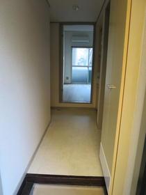 ヴァンドーム戸塚 101号室の玄関