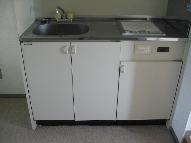 プロバンス 306号室のキッチン
