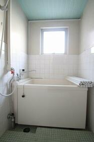 鳥海ハイム 504号室の風呂