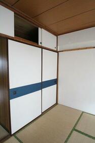 鳥海ハイム 504号室の収納
