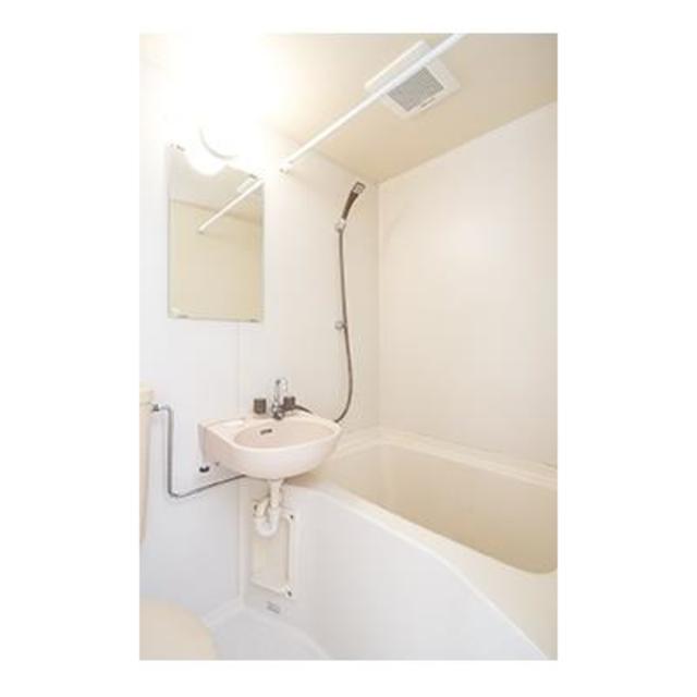 コシノパークサイドビル 406号室の風呂