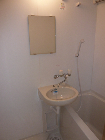 RONG SHING RYUS TOWE 1701号室の風呂