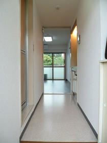 トップ向陽町 305号室の玄関