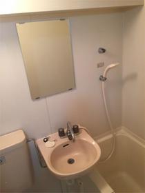 トップ向陽町 305号室の洗面所