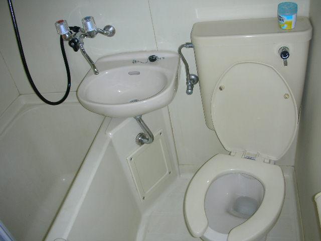 レディエンス 205号室の風呂