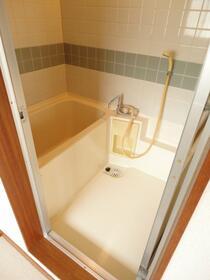 コーポ倉田 201号室の風呂