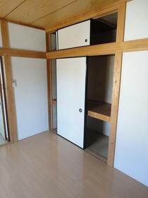 コーポ倉田 201号室の収納