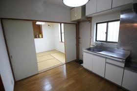 清水コーポ 203号室の居室