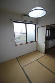 清水コーポ 203号室の景色