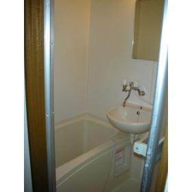 リバーサイドフラット G号室の風呂