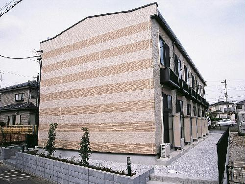 レオパレスエスタ セルト外観写真