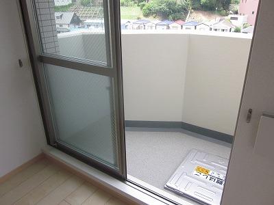 エルシェ 横濱 08030号室のバルコニー