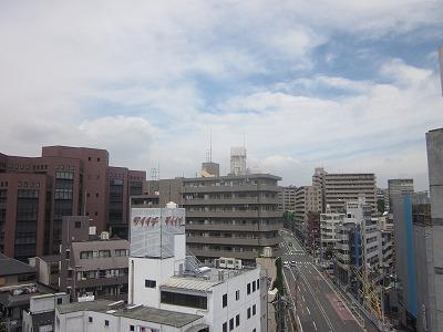 エルシェ 横濱 08030号室の景色