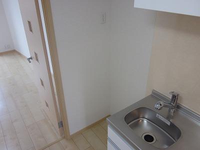 エルシェ 横濱 08030号室のキッチン