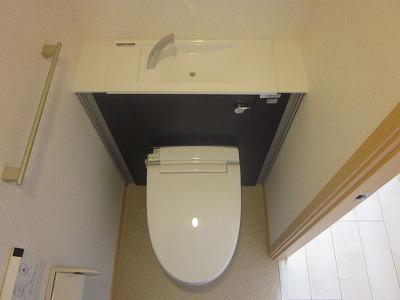エルシェ 横濱 08030号室のトイレ