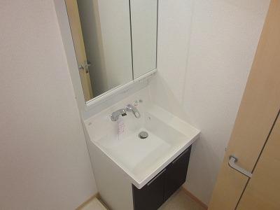 エルシェ 横濱 08030号室の洗面所