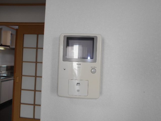 第一城田荘 102号室のセキュリティ