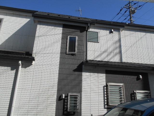 第一城田荘 102号室の景色