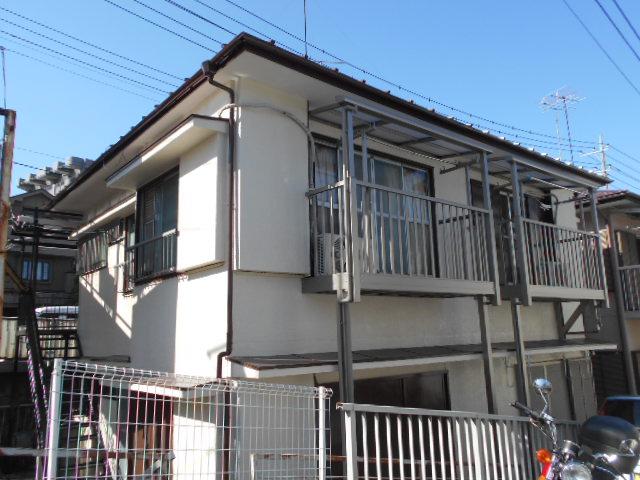 第一城田荘 102号室の外観